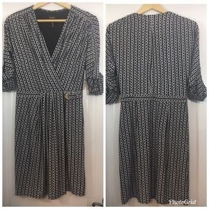 NWT Laundry Chain link dress